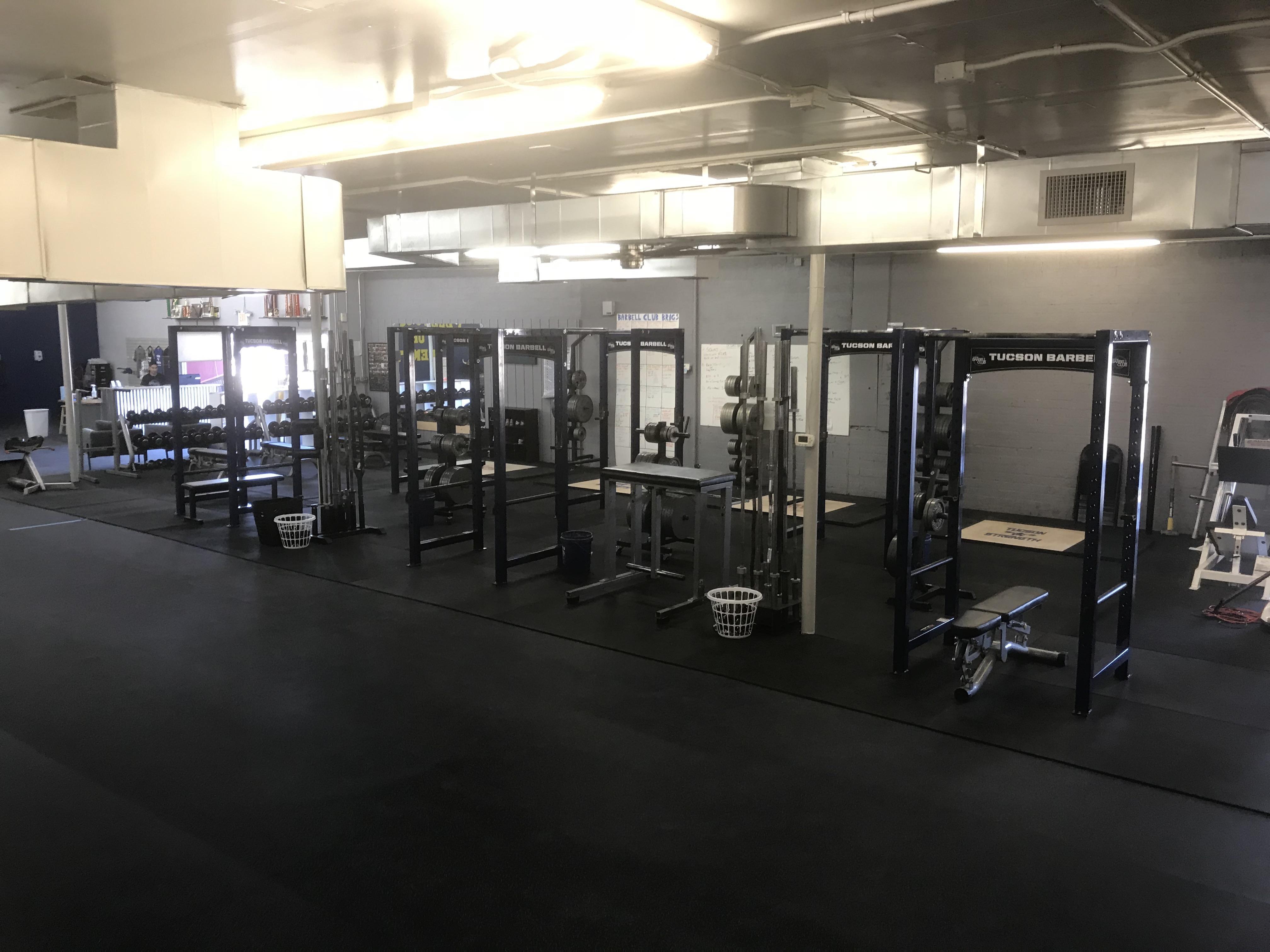 Powerlifting Gyms tucson